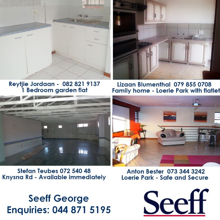 #Moving blues? Don't stress - we are here to help! Our #friendly #Seeff_George #team is readily available to help you find your ideal rental.