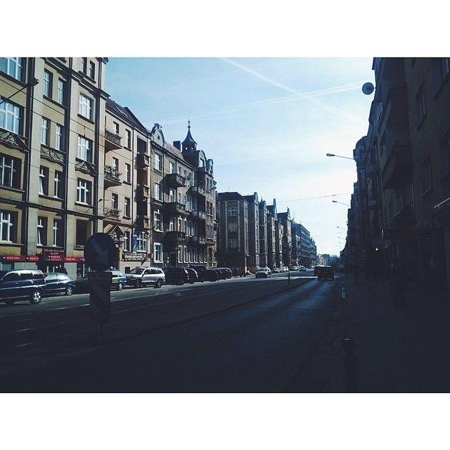 Ulica Wierzbięcice #wilda