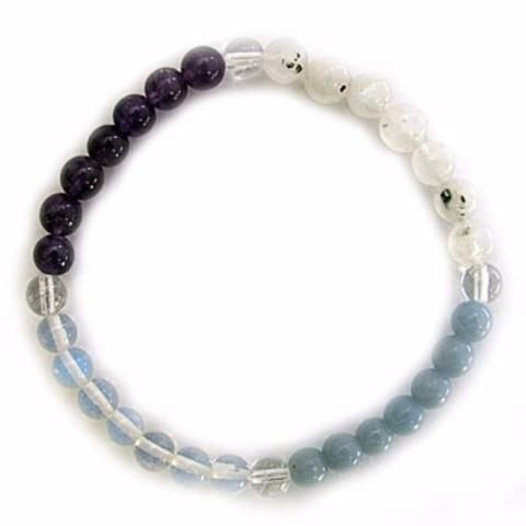 Gemstone ENERGY BRACELET Crystal Healing - ANGELS - Crystal Rock Emporium