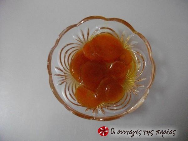 Γλυκό του κουταλιού καρότο #sintagespareas