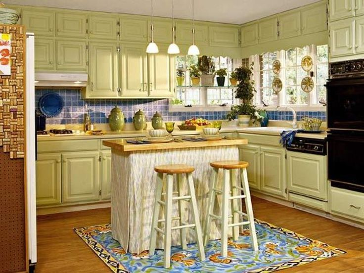 89 best Painting Kitchen Cabinets images on Pinterest | Kitchen ...