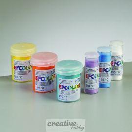 Ozdobny puder Efcolor 10 ml - różne kolory