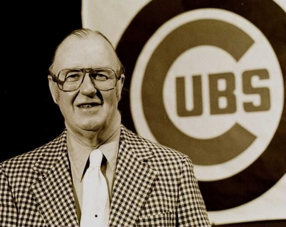 Jack Brickhouse, Hall of Fame sports announcer provided the call for more than 5,000 games in his career which began in 1940. He broadcast Cubs, Sox ,Bulls and Bears games during his career. Hey, hey!