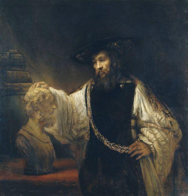 Classical Paintings by Rembrandt Harmenszoon van Rijn - 121Clicks.com