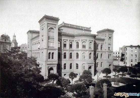 Szkoła Bergera (ul. Strzelecka)
