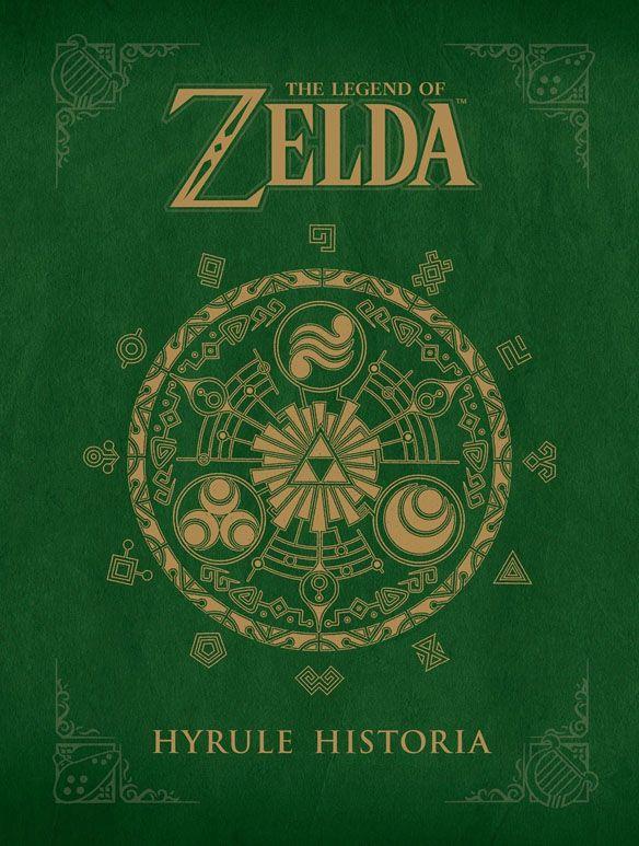 The Legend of Zelda Hyrule Historia fra Gamezone. Om denne nettbutikken: http://nettbutikknytt.no/gamezone-no/