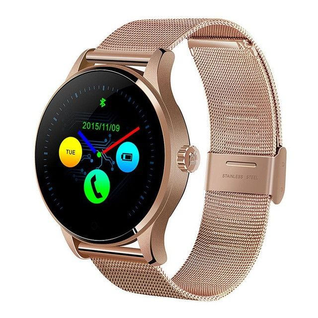 K88H Smart Watch IPS Screen Support Heart Rate Monitor Bluetooth SmartWatch For iPhone Huawei xiaomi ios Android smartphone