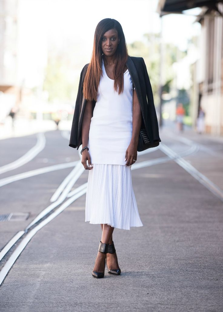 My Style: Josh Goot via Ozsale for MBFWA