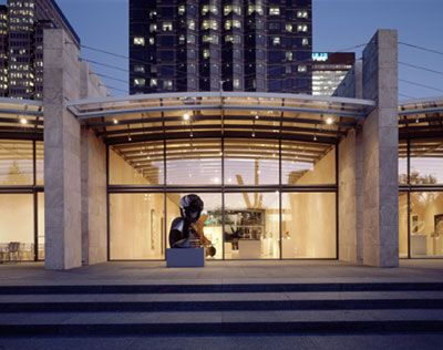 Nasher Sculpture Center Is A Museum In Dallas Texas That Houses Collection Of Modern Museums DallasArchitecture Interior DesignContemporary