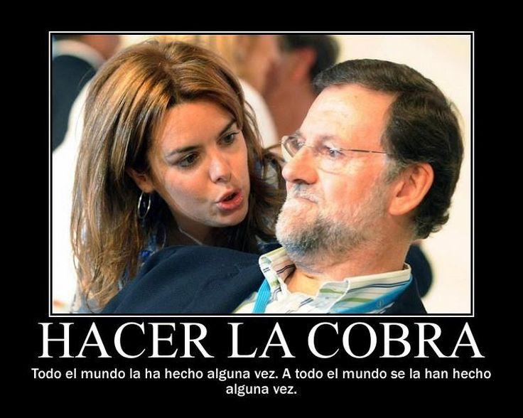 Nueva entrada para hacer actividades con los tics de Mariano Rajoy, algunas expresiones coloquiales y ser y estar como platos estrella.