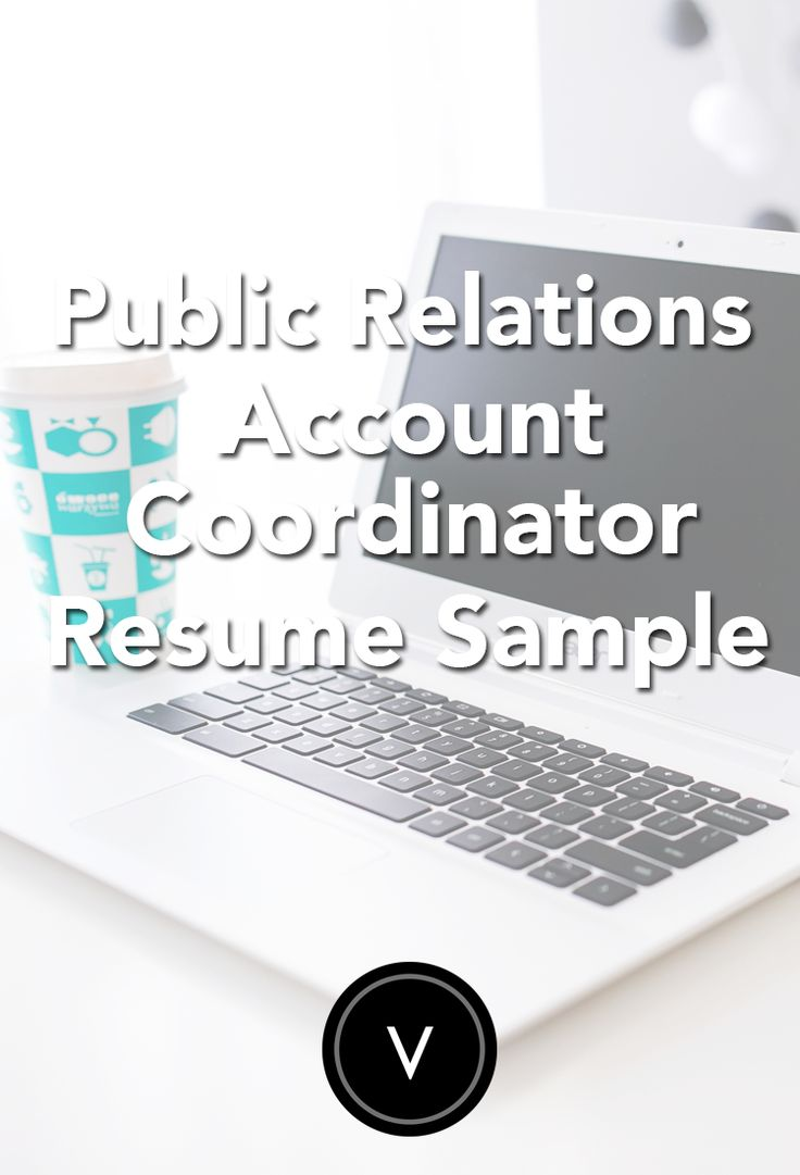 100 Public Relations Resume Samples Remarkable Graphic