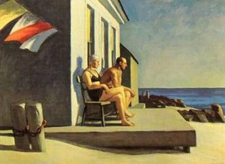 Edward Hopper http://www.canvasreplicas.com/images/Sea%20Watchers%20Edward%20Hopper.jpg