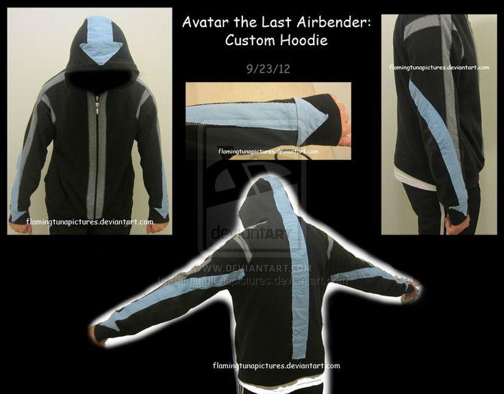 Avatar airbender hoodie
