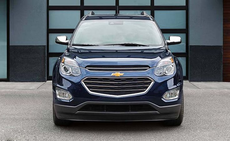 2017 Chevy Equinox overview