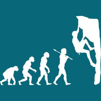 Darwin was Climbo too // Darwin też był Climbo