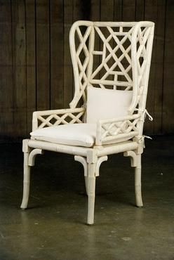 12 best images about bamboo chair on pinterest window for Dining room head chairs