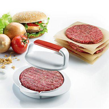 Hamburger+Patties+Patty+Mold+Pressure+Hamburg+Making+Artifacts+Kitchen+Tools+–+USD+$+3.99