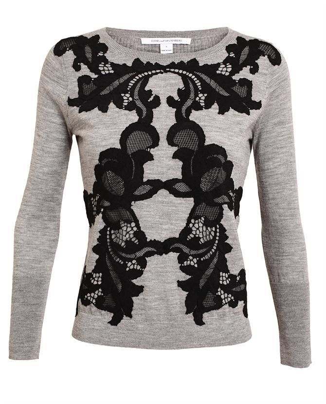 25 Latest Chic Sweater Clothing Styles for Fall 2014 - Pretty Designs