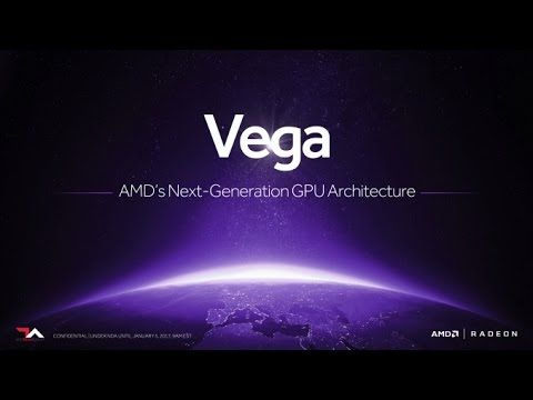 AMD High End Vega GPU To Launch in May – Aimed at 4K and VR Gaming
