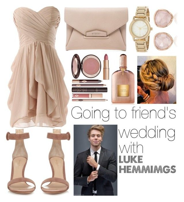 Friend's wedding with Luke Hemmings