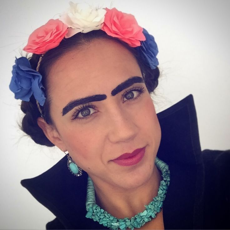 """Frida Kahlo y """"My kind of Halloween"""" - Mejor Real que Perfecto - Disfraz Frida"""