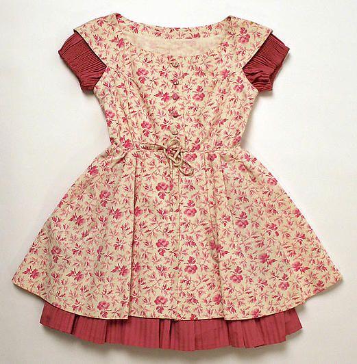 Маленький Миу | Блог о детстве и родительстве | Антикварные детские платья XX века из коллекции Метрополитан-музея