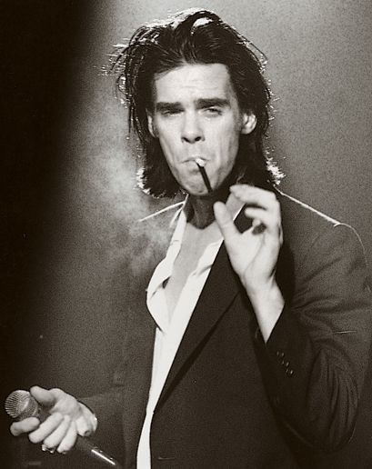 cave. nick cave.