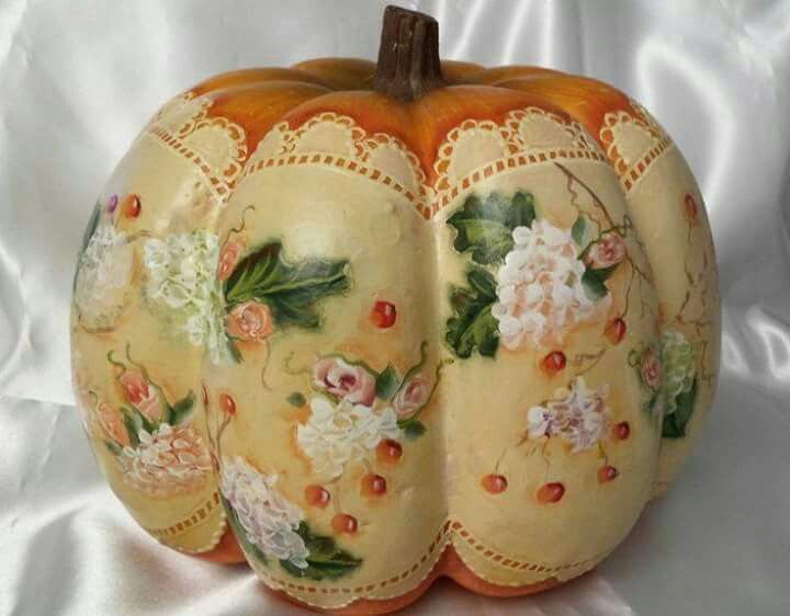 39 best artist brian davis images on pinterest flower Flower painted pumpkins