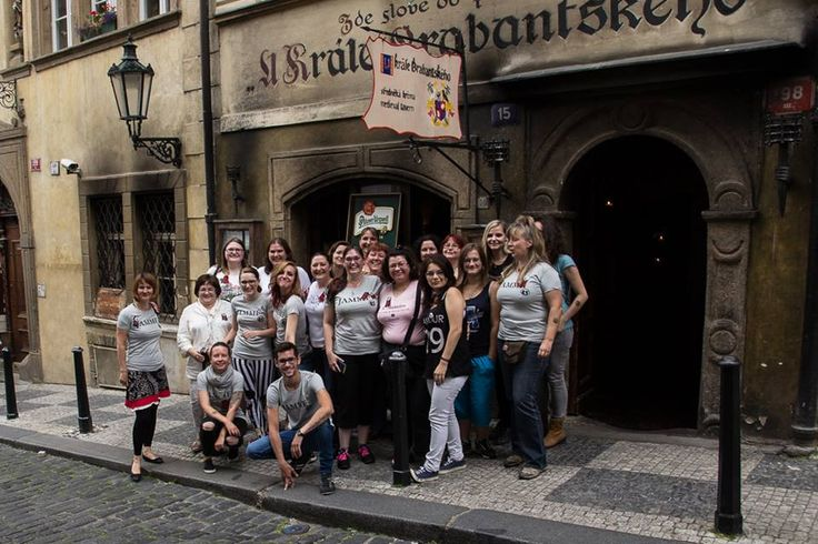 Czech Fans Outlander
