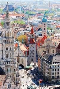 Glockenspiel Munich - Bing Images