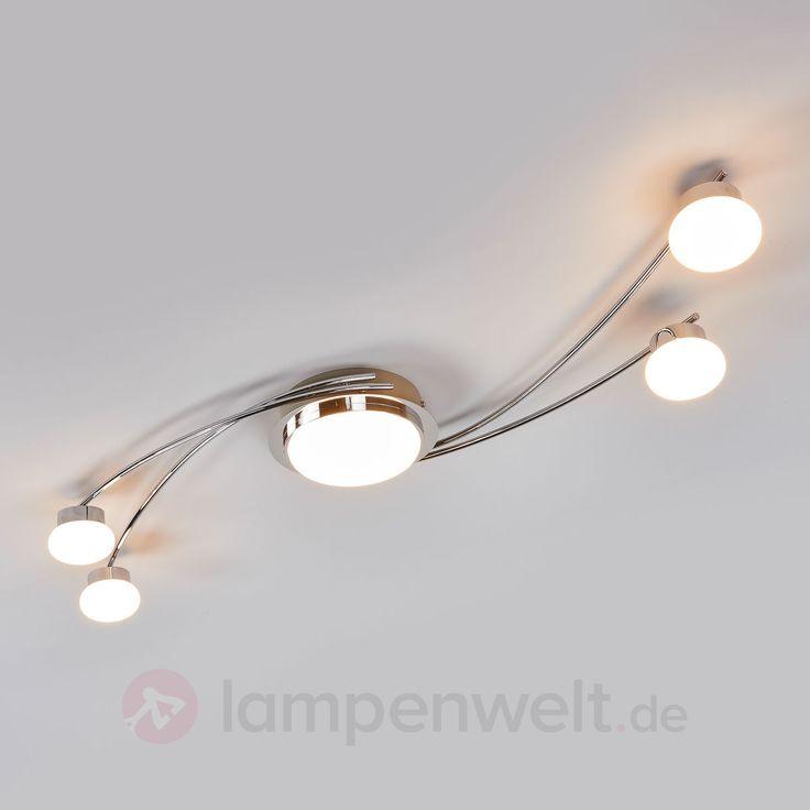 111 best Schlafzimmer images on Pinterest Bedroom built ins - Led Deckenlampen Küche
