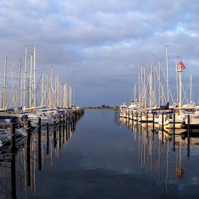 Yachthafen Marina, Heiligenhafen