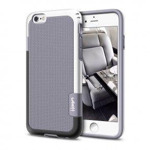 Carcasa Iphone 7, Ultraslim, Protectie Spate, Silicon, Culoare Gri