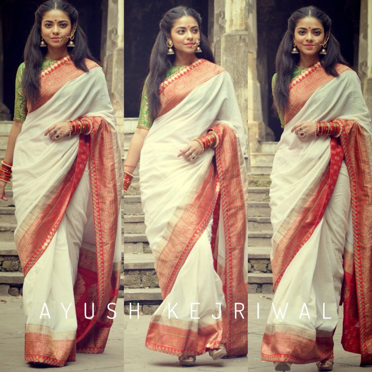 Benarsi Saree by Ayush Kejriwal For purchases email me at designerayushkejriwal@hotmail.com or what's app me on 00447840384707 We ship WORLDWIDE.