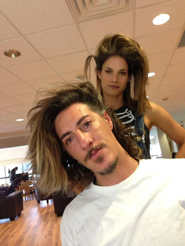Rookie Blue's Missy Peregrym and Haven's Eric Balfour