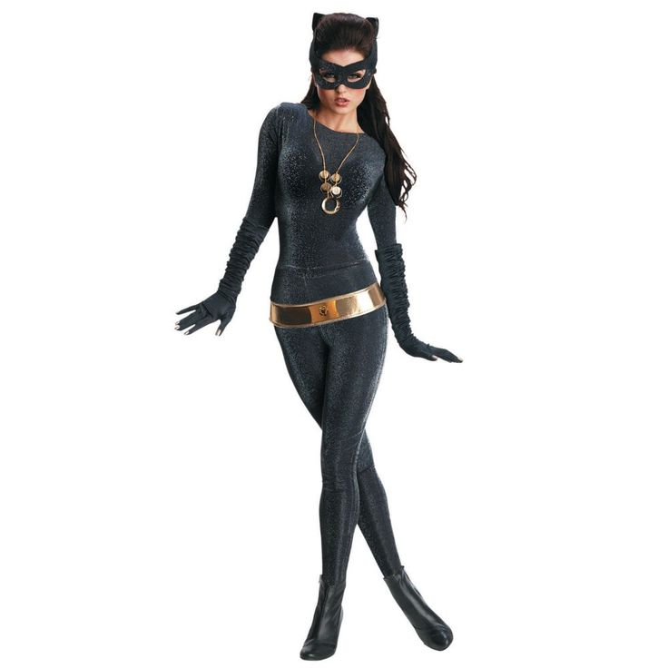 Grand Heritage Catwoman Halloween Costume for Women - Medium
