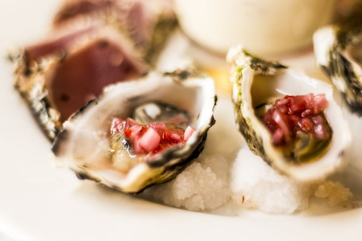 Oysters are the best! Gourmet oysters at Watt Restaurant + Bar | Image by Studio Impressions