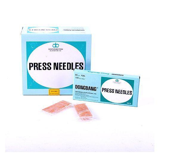 [DongBang] Press Needles 1000pcs Ear Acupuncture Disposable Intradermal Needles #DongBang