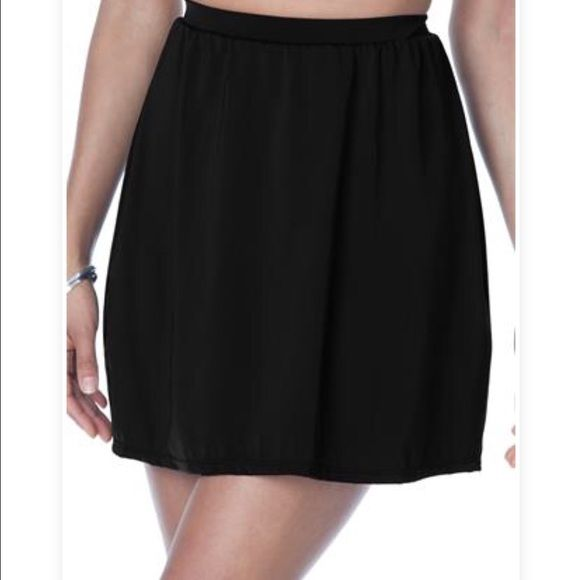 1000 ideas about high waisted swim skirt on