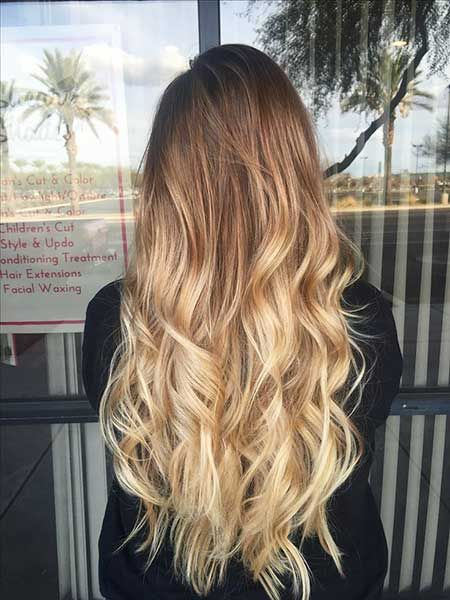 30 Bilder Von Sweeping Long Frisuren Haare Hair Blonde Hair