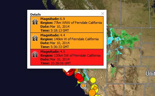 It's On! The HAARP War- California Rocked By 6.9 Earthquake!! (Video) http://b4in.info/pVxP