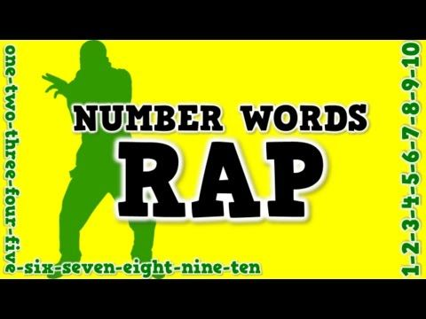 Numbers in the Teens (They Start with a 1) (song for kids about teen numbers) - YouTube