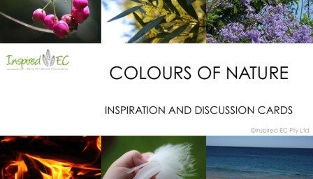 Colours of Nature Cards
