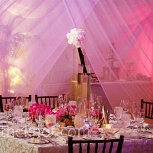 Beautiful pinky decorations