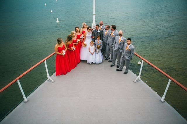 Wedding Family Photos - on the Bow Photo by Justine Russo