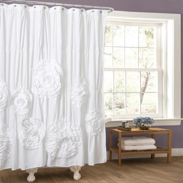 Best 25+ Farmhouse Shower Curtain Ideas On Pinterest