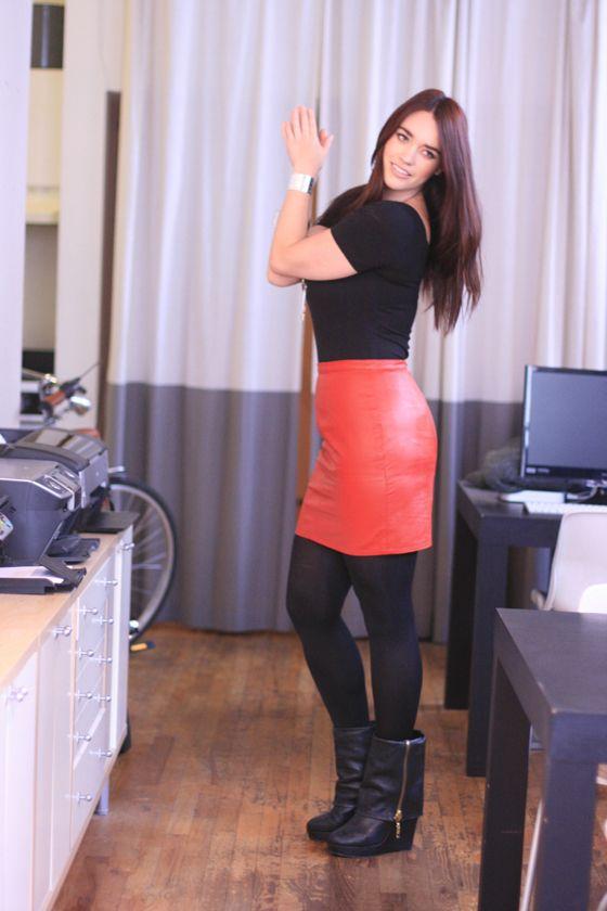 madisonplus:  Madison Plus Model Off Duty Name: Laura WellsAgency: Wilhelmina, BGM Australia, Hughes models 12+ UK Image by Madison Plus