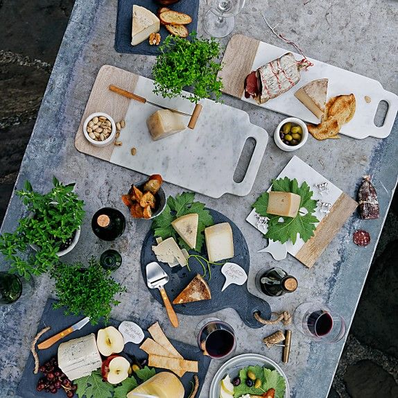 Marble & Wood Cheese Boards | Williams-Sonoma