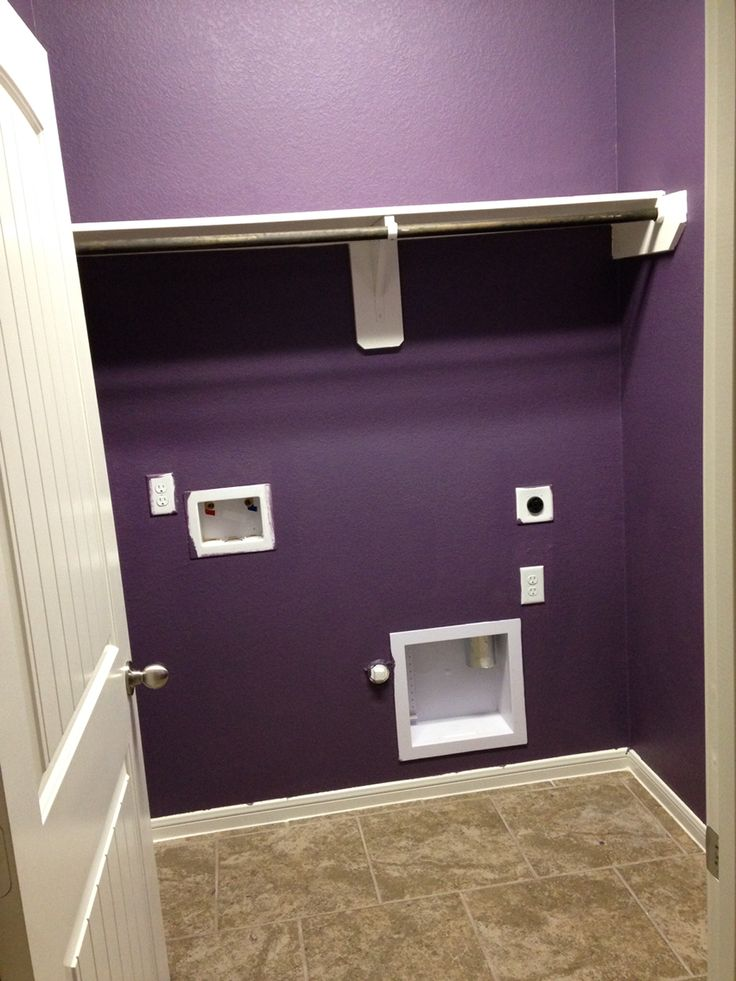 Best 25 Purple Laundry Rooms Ideas On Pinterest Purple