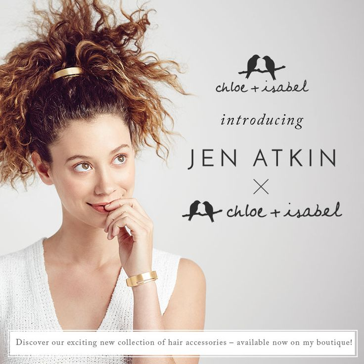 Go wild! Jen Atkin X c+i is here — explore the full line in my boutique now!